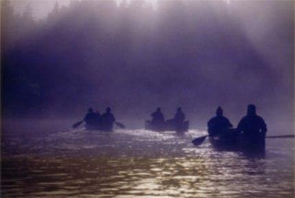 bell canoe